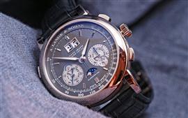 壁紙のプレビュー ランゲ・ゾーネの腕時計