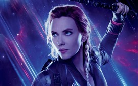 Preview wallpaper Black Widow, movie 2020