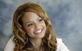 Preview wallpaper Christina Milian 01