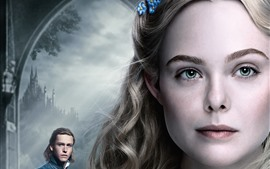 Preview wallpaper Elle Fanning, Maleficent: Mistress of Evil