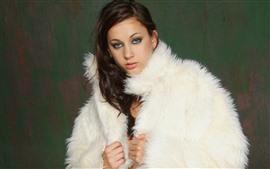 Menina da moda, casaco