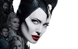 Preview wallpaper Maleficent: Mistress of Evil, 2019 movie