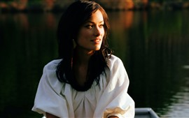 Preview wallpaper Olivia Wilde 09