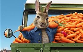 Preview wallpaper Peter Rabbit 2