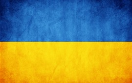 Preview wallpaper Ukraine flag