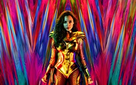 Aperçu fond d'écran Wonder Woman 1984
