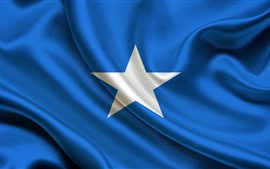 Preview wallpaper Somalia flag