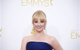 Preview wallpaper Melissa Rauch 01
