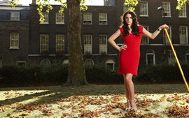 Preview wallpaper Danielle Lloyd 01