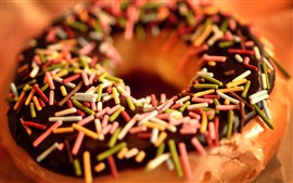 Preview wallpaper Donut, colorful decoration
