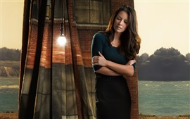 Preview wallpaper Evangeline Lilly 02