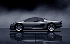 Preview wallpaper Isuzu concept supercar