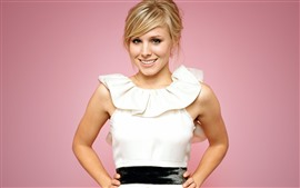 Preview wallpaper Kristen Bell 07