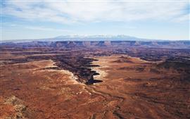 Canyonlands, estéril