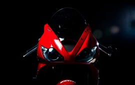 Preview wallpaper Cool motorcycle front view