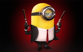 Mi villano favorito, minion lindo