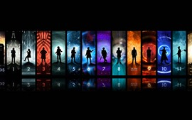 Preview wallpaper Doctor Who, TV series, creative picture