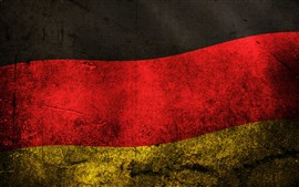 Preview wallpaper Germany flag
