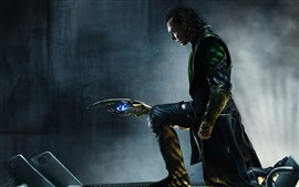 Preview wallpaper Loki, DC Comics