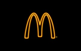 Preview wallpaper Mcdonalds logo