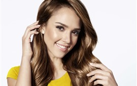 Preview wallpaper Jessica Alba 27