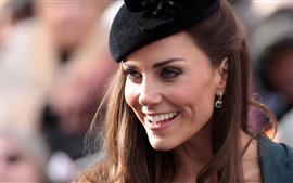Preview wallpaper Kate Middleton 01