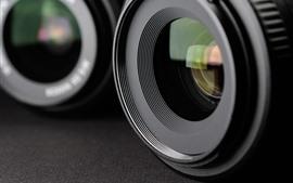 Objectifs macrophotographie, brumeux