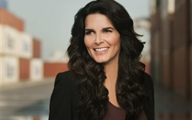 Preview wallpaper Angie Harmon 01