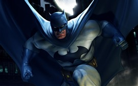 Preview wallpaper Batman, superhero, art picture, DC Comics