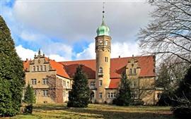 Aperçu fond d'écran Forteresse, château, Allemagne