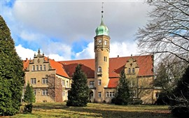 Fortaleza, castillo, Alemania