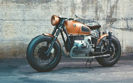 BMW R80 motorcycle