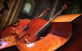 Kontrabass, Musik