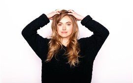Preview wallpaper Imogen Poots 07