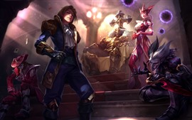 League of Legends, Game Art Bild