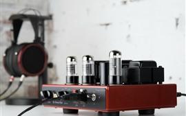 预览壁纸 耳机放大器,家用电器