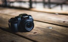 Vorschau des Hintergrundbilder Lumix-Kamera