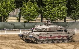 Británico, tanque